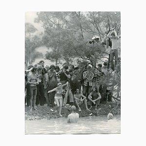 Visiteurs Woodstock, 1969