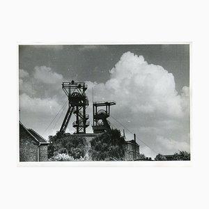Area della Ruhr Colliery Westerholt 1947, Germania, 1955