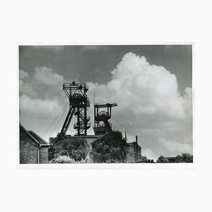 Ruhr Area Colliery Westerholt 1947, Germany, 1955