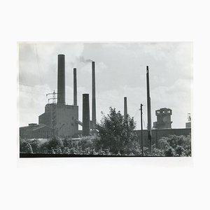 Area della Ruhr Essen 1947, Germania, 1955