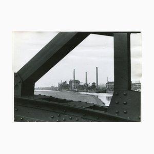 Ruhrgebiet Müllheim 1947, Deutschland, 1955