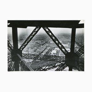 Tour Eiffel, Paris, 1955