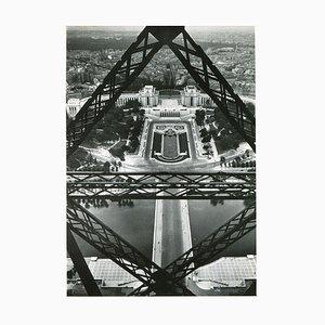 Torre Eiffel, Parigi, 1955