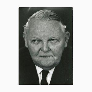 Ludwig Erhard, 1957