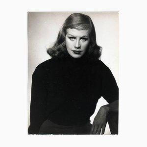 Portrait von Hildegard Knef, 1955