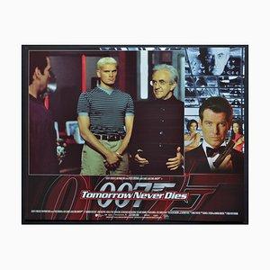 Carte James Bond 007 Tomorrow Never Dies Original, Royaume-Uni, 1997