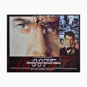 James Bond 007 Tomorrow Never Dies Original Lobby Card, Großbritannien, 1997