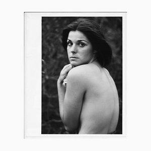Una historia desnuda de Susan Saint James de Henry Grossmann, años 70