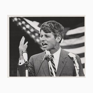 Henry Grossman and Bobby Kennedy Election Campaign, 1968
