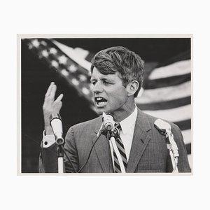 Henry Grossman und Bobby Kennedy Wahlkampf, 1968