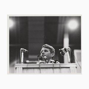 Campaña electoral de Henry Grossman y Bobby Kennedy, 1968