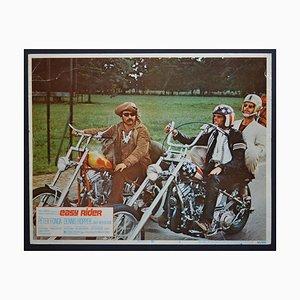 Easy Card Lobby du Film Easy Rider Original du Film, USA, 1969
