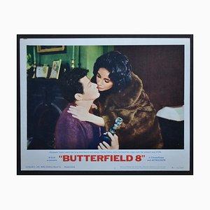 Scheda ufficiale del film Butterfield 8, Stati Uniti, 1960, Stati Uniti