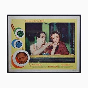 The Hustler Original American Lobbyn Card of the Film, USA, 1961