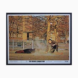 The French Connection Original Amerikanische Lobbynummer des Films, 1971 in den USA