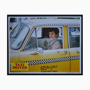 Taxi Driver Original American Lobby Card of the Movie, USA, 1976