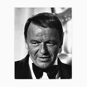 Frank Sinatra Während 43. Jährlichen Oscars in Los Angeles, 1971