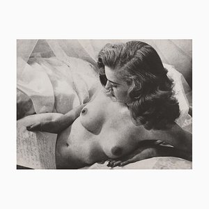 Lettura di una lettera di Nudo, 1970