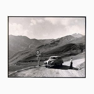 Col d'Allos, 1955
