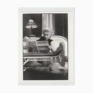 Impresión Marilyn Monroe de 1988 de Original Negative, 1955