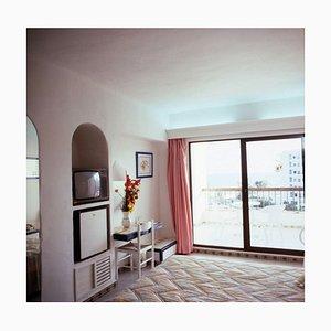 Hôtel Lobbies, Chambres et Bars Hotel Playalinda à Roquetas de Mar, Andalusia, 1980s