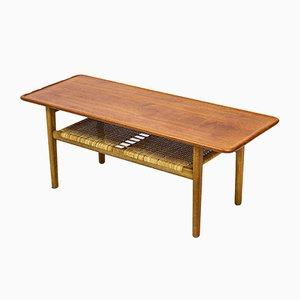 Table Basse AT-10 par Hans J. Wegner pour Andreas Tuck, 1950s