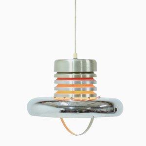 Niederländische Deckenlampe von Lakro, 1960er