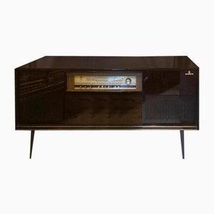 Plato giratorio Mobile Radio de Grundig, años 60