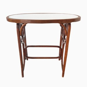 Bistro Table from Thonet, 1940s