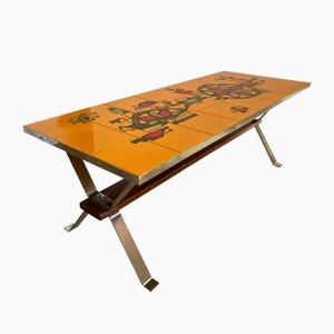 Tavolino da caffè vintage di Belarti, anni '60
