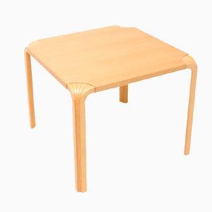 Table Basse avec Pieds en Eventail par Alvar Aalto pour Artek