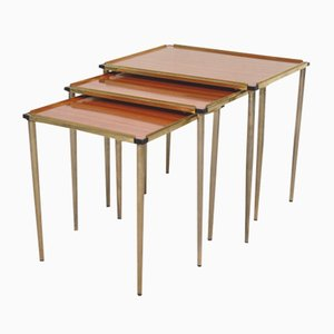 Nesting Tables from Accessor, France, 1960s