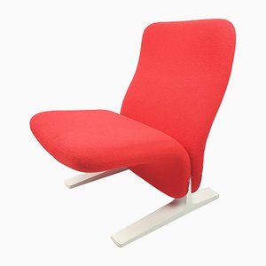 Vintage Concorde Lounge Chair by Pierre Paulin for Artifort, 1980s