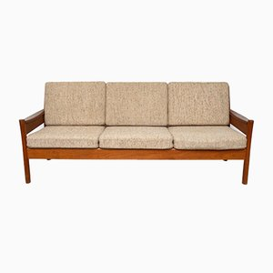 3-Seat Sofa from Dyrlund, Denmark, 1960s
