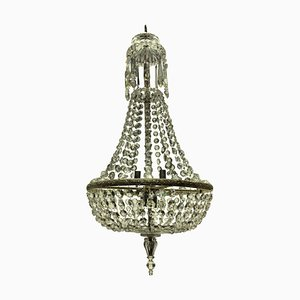 Antique Edwardian Chandelier