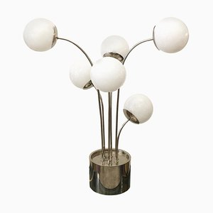 Lampada da tavolo di Pia Guidetti Crippa per Lumi, anni '70