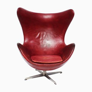 Model 3316 Egg Chair by Arne Jacobsen for Fritz Hansen, 1963