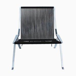 Modell PK25 Element Stuhl von Poul Kjærholm für Fritz Hansen, 2014