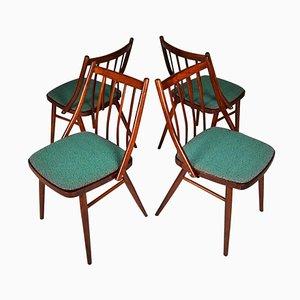 Esszimmerstühle von Antonín Šuman, 1966, 4er Set