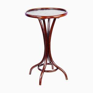 Nr.1 Tisch mit Gewachstem Tuch von Thonet, 1900er