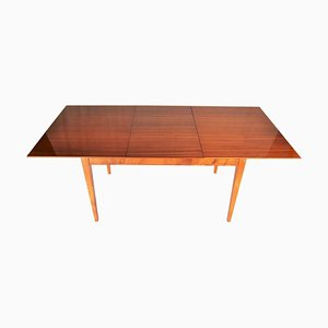 Mid-Century Extendable Dining Table, Czechoslovakia, 1960s