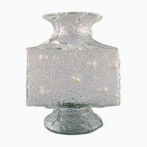 Crassus Art Glass Vase by Timo Sarpaneva for Iittala, 1960s