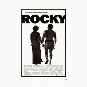 Rocky Poster, 1976