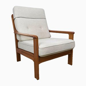 Danish Modern Teak Easy Chair, 1970s