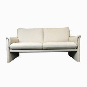 Vintage Beige Fabric 2-Seat Sofa from Cor
