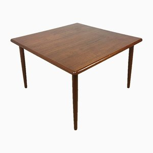 Danish Modern Teak Coffee Table, 1960s