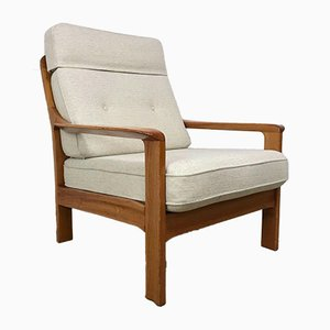 Danish Modern Teak Chair, 1970s