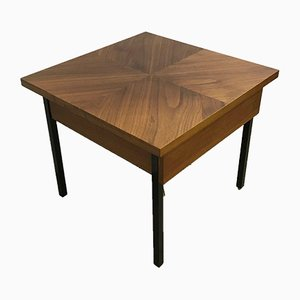 Mid-Century Teak Sewing Table, 1960s