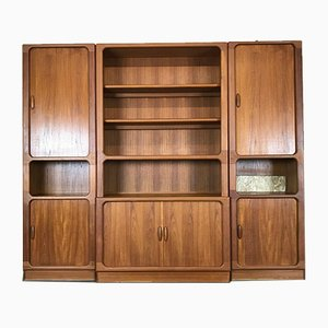 Danish Modern Teak Bookcase from Dyrlund, 1970s