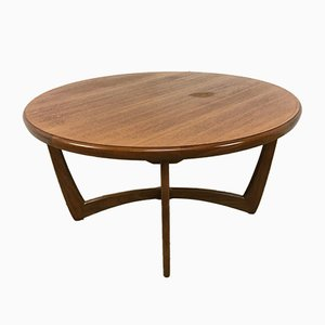 Danish Modern Teak Side Table, 1970s